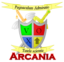 Arcania's Coat of Arms by dra2k4