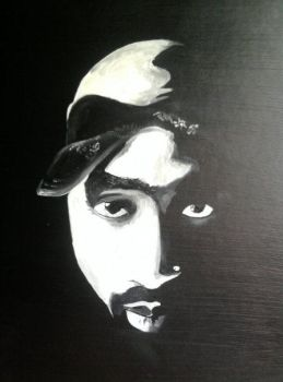 2pac by AndyMcCarthy83