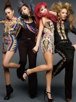 2NE1 for WWD Magazine by snowflakeVIP