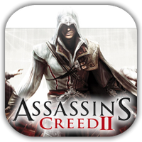 Assassin's Creed 2 Game Icon by Wolfangraul