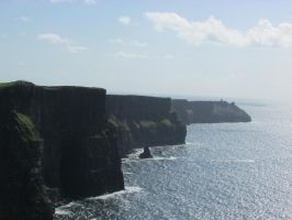 cliffs of moher left by cms-star