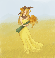 Fields of Gold by CrystallizedTwilight