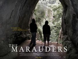 Marauders Movie Poster - Cave by W3R3W0LF666