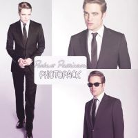 Robert Pattinson Photoshoot - Pack O5 by theprettymedicine