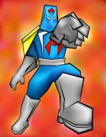 Hooded Cobra Commander by redspidey