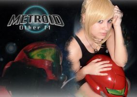 Metroid Other M by McLeea