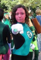 Katma Tui Green Lantern by PrinceSparklypants