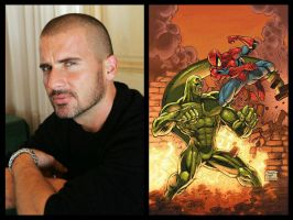 Marvel Casting - The Scorpion by Doc0316