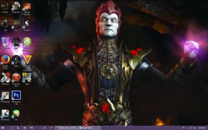The desktop of a filthy gerontophile :D by ladymadcat