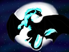 Moonlit Dreamer by ShardianofWhiteFire