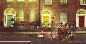 Dublin City by FoxDesigns93