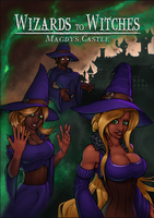 Wizards to Witches - Magdy's Castle by Danger-Catt