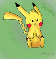 JESSCHU FOR SALE by ice-block