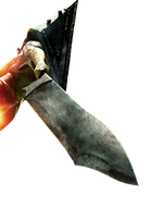 Pyramid Head Render - SH: Revelations by Allan-Valentine