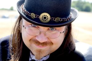 A Steampunk Hat by geoectomy