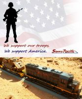 SIEP supports the troops by CNW8646