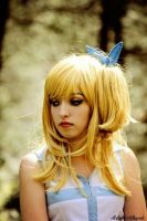 Lucy Heartfilia Cosplay 1 by DEATHNOTE---L