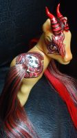 my little pony custom dragon morty by AmbarJulieta