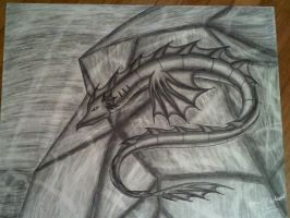 Dragon - Time To Rest by Roxas-Number-XIII