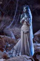Corpse bride by Kifir