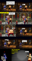 Why Liu didn't marry Kitana by HybridFury