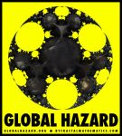 Global Hazard - Day Before Earth Day by MANDELWERK