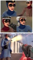 Female Spy - Final by ChemicalAlia