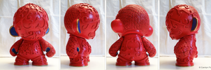 Munny: Chinese Lacquer Vase by Bone-Fish14