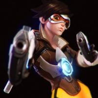 Tracer! by KR0NPR1NZ