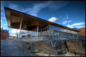 National Assembly for Wales by Jamie-Knop
