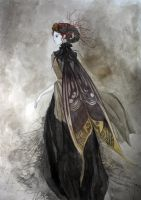 Madame Moth by LauraTolton