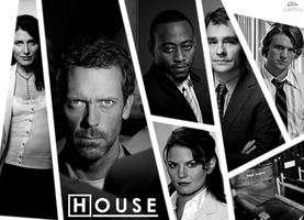 Dr. House (Wallpaper 44) by 11kaito11