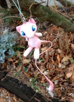 Mew Sculpture by cerasly