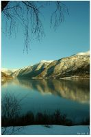 Winter in Norway by Engwahiliel