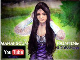 MAHAFSOUN SLIDESHOW PAINTING VIDEO by GenKey