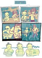 River Dwellers Pg 6 by Isaia