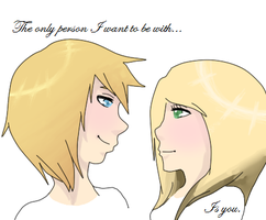 Is you.. by PewtridNymph