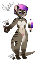 Thylacine Adopt Auction  by opossvms