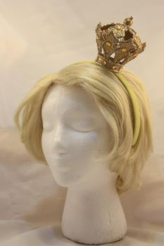 Crown Ornament Headband by One-Eyed-Kitty
