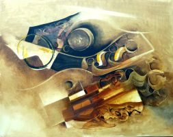 Composition 25 by A-U-R-U-S