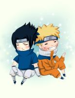 Narusasu__Best friends forever by leejun35