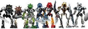 LEGO Bionicle Toa Nuva by TFPrime1114