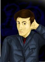 Docter Number 1O David Tennant by Furzzy15