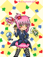 Shugo Chara COLORED by MangaFreak150