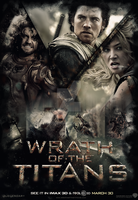 Wrath of the Titans - Concept Poster by JSWoodhams