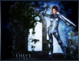 Chaya 2 by Laschae