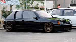 Peugeot 205 - SHP by shappass
