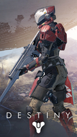 Destiny Titan Wallpaper For Mobile by GamingWallpapers