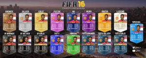 FULL FIFA 16 CONCEPT CARDS by ChimpYoutube