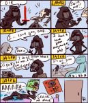 Star Wars: The Force Awakens - doodles #6 by Ayej